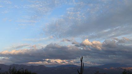 Rio Verde Sky, January 23, 2021