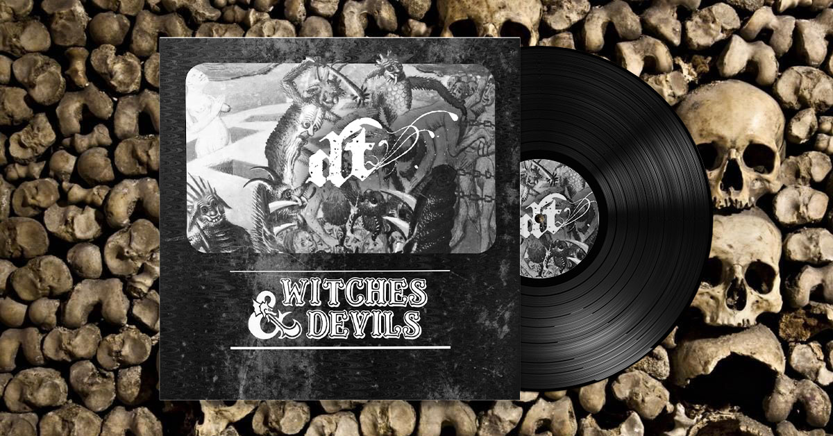 Witches & Devils // A Dungeon Synth playlist ???