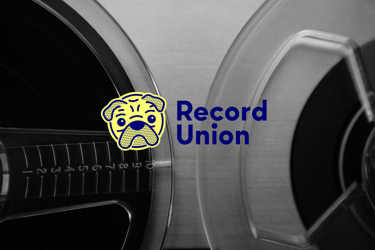 Record Union Invite