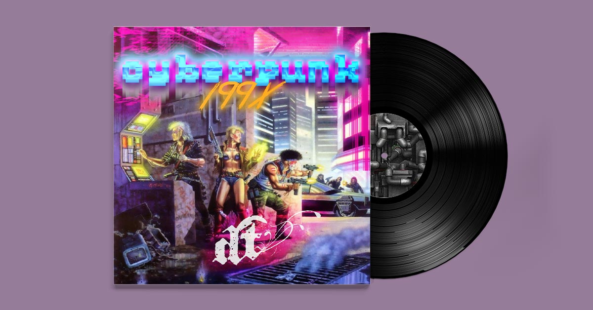 CYBERPUNK 199X – A playlist for the retrofuturism of the 1980s and 1990s
