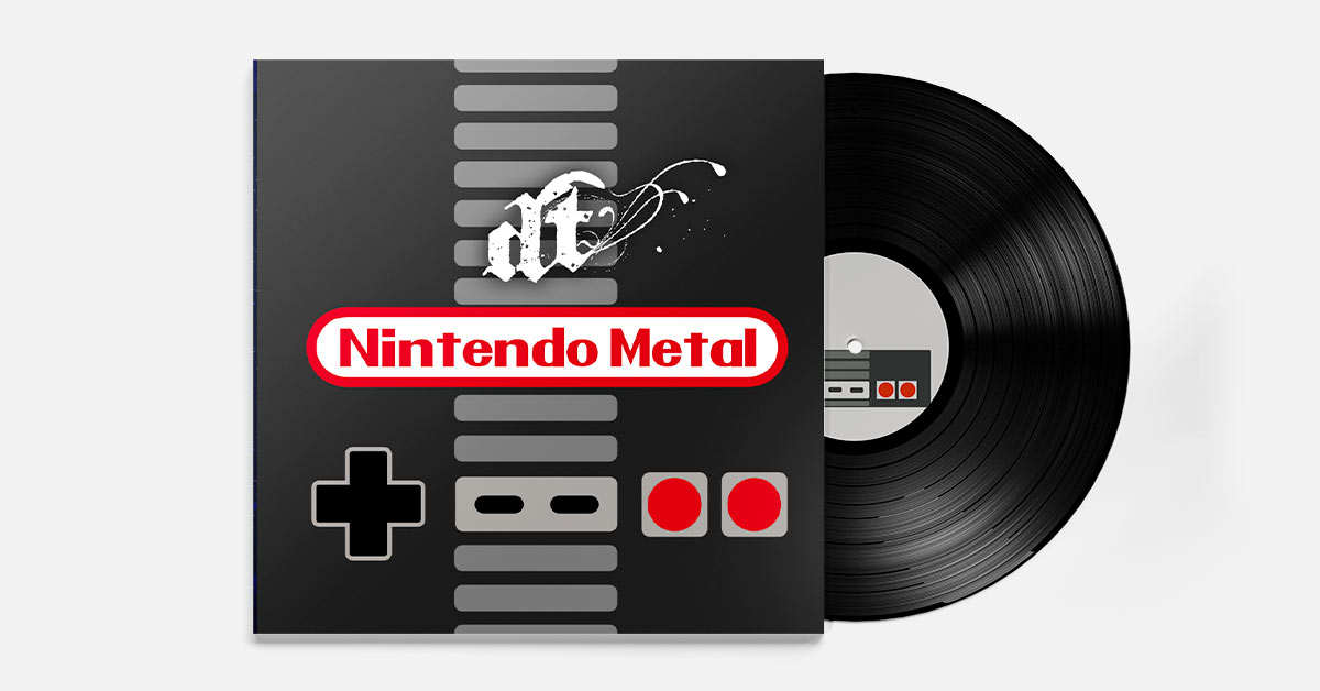 Nintendo Metal Covers – A playlist for maximum NEStalgia